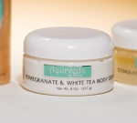 POMEGRANATE AND WHITE TEA BODY CRÈME