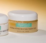 STIMULATING SEA SALT BODY RUB
